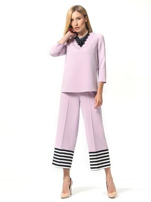 Комплект: блуза и кюлоты | 5621625