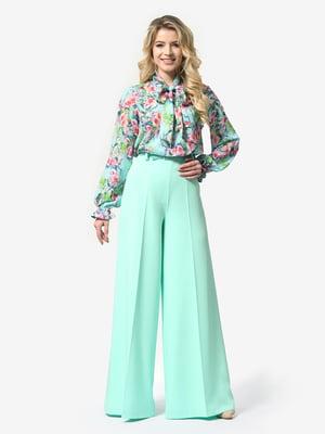 Комплект: блуза и брюки | 5621555