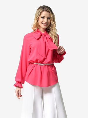 Блуза коралового кольору | 5620966
