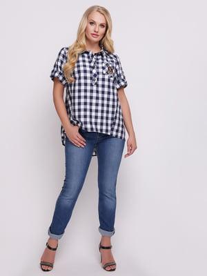 Рубашка клетчатая | 5108934