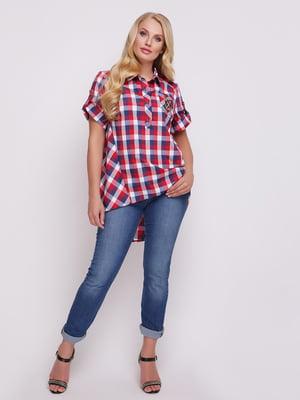 Рубашка клетчатая | 5108935