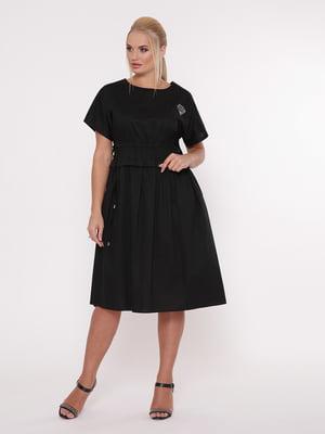 Платье черное | 5108949