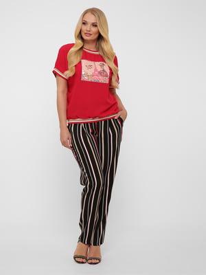 Комплект: блуза и брюки | 5108954