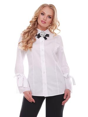 Рубашка белая | 5108990