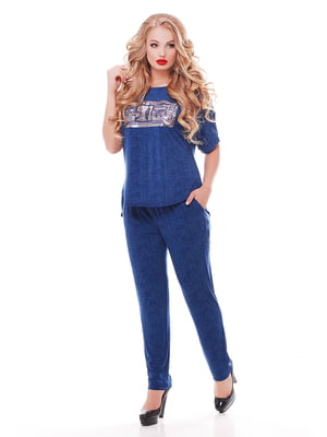 Комплект: блуза і штани | 5109036