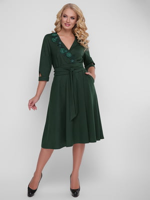 Сукня зелена | 5109080
