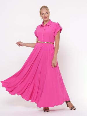 Сукня малинова | 5117526