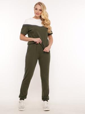 Костюм: блуза и брюки | 5460172
