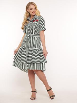 Сукня в смужку | 5460178
