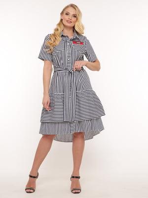 Сукня в смужку | 5460179