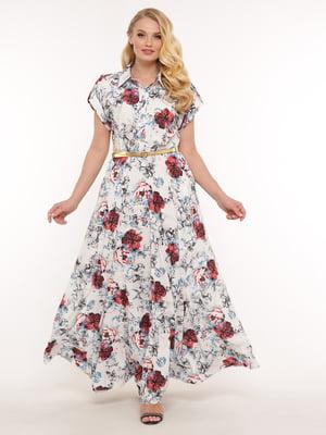Сукня в квітковий принт | 5460188