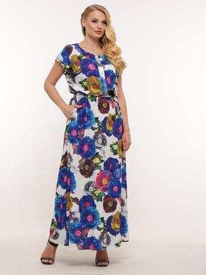 Сукня в квітковий принт | 5460191