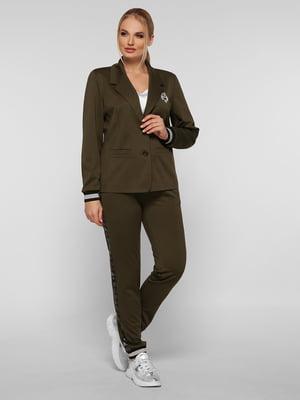 Костюм: жакет і штани | 5460193