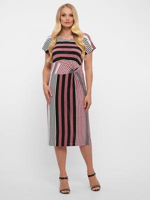Сукня в смужку   5483516