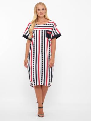 Платье в полоску | 5533650