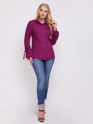 Блуза фіолетова | 5533652