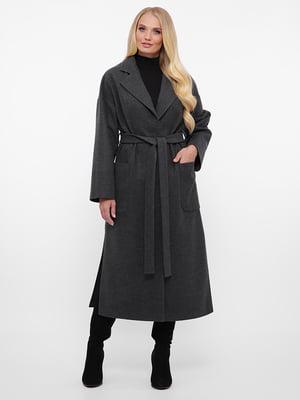 Пальто серое | 5576821