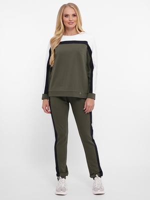 Костюм: свитшот и брюки | 5592150