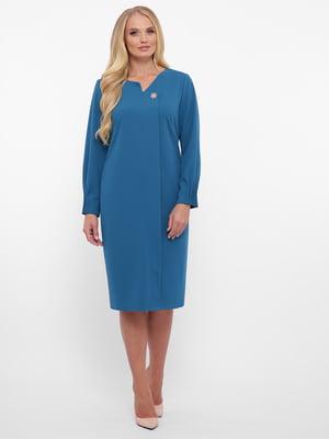 Сукня блакитна | 5592156