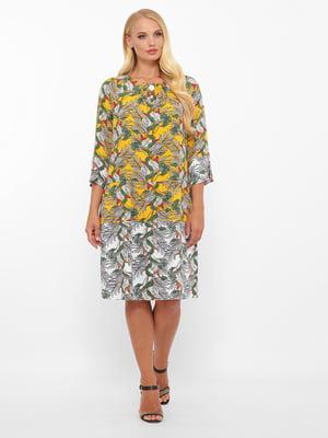 Сукня в принт | 5592169
