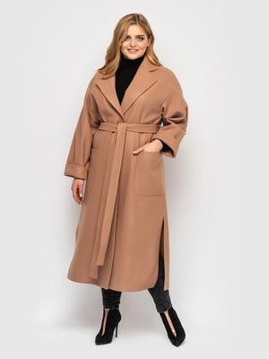 Пальто бежевое | 5621731