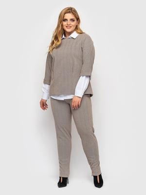 Костюм: блуза и брюки | 5621755