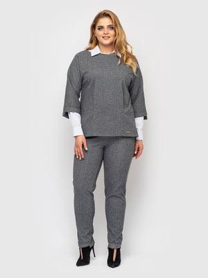 Костюм: блуза и брюки | 5621756