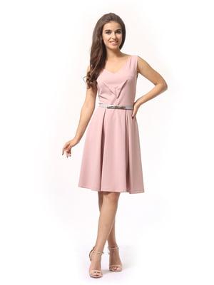 Сукня кольору фрезії | 5620715