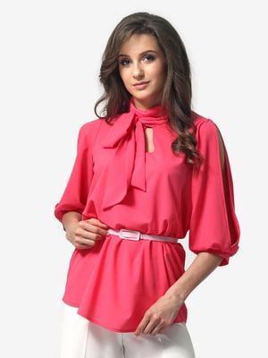 Блуза кораллового цвета | 5620747