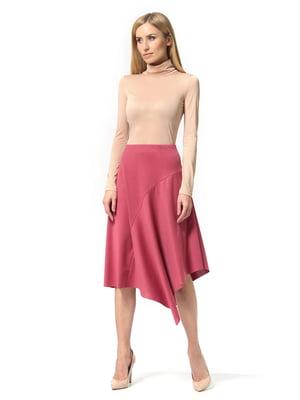Юбка розового цвета | 5620762