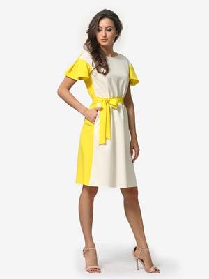 Сукня двокольорова | 5621688