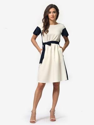 Сукня двокольорова | 5621689
