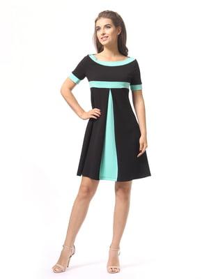 Сукня двокольорова | 5621302
