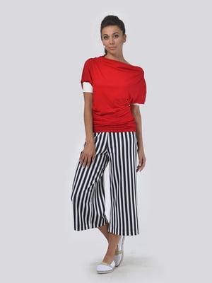 Комплект: блуза и кюлоты | 5621653