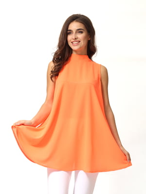 Туніка морквяного кольору | 5621376