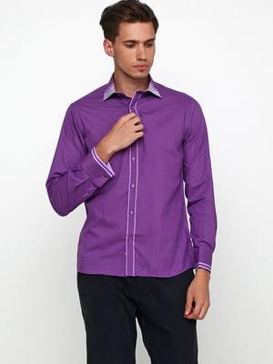 Сорочка фіолетова | 5621883