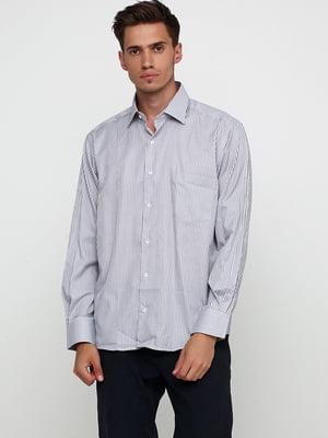 Рубашка в полоску | 5621889