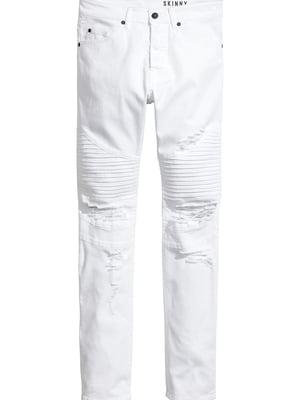 Джинсы белые | 5622114