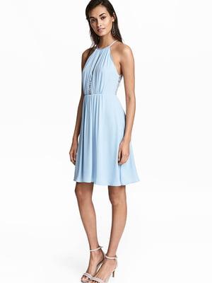 Сукня блакитна | 5622219