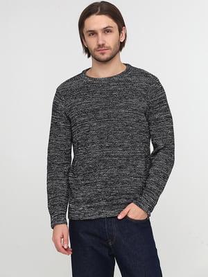 Джемпер черно-белый | 5622369