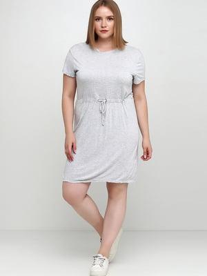 Сукня сіра   5622498