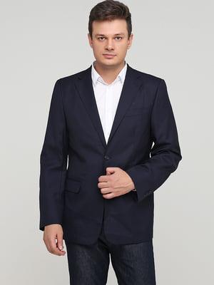 Пиджак темно-синий | 5622599