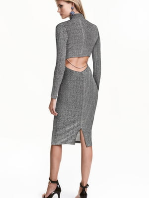 Сукня срібляста | 5622628