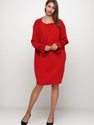 Сукня червоного кольору | 5622715
