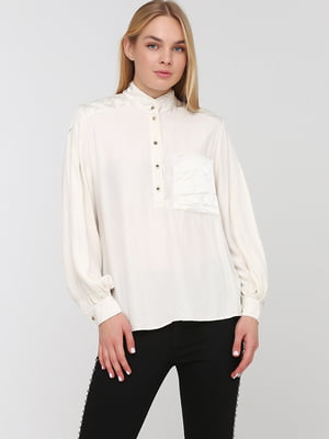 Блуза молочного цвета | 5622958