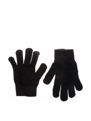 Перчатки черные | 5623023