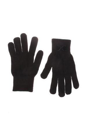 Перчатки черные | 5623025