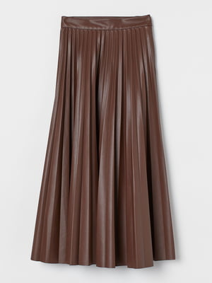 Спідниця коричнева | 5623567