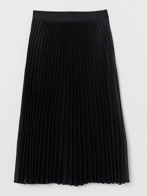 Юбка черная | 5623681