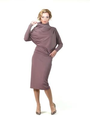 Сукня кавового кольору   5620390